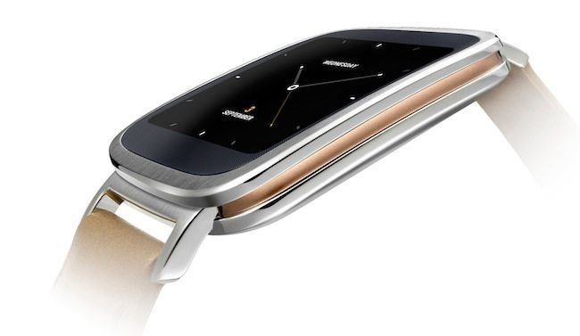 ASUS ZenWatch 03 - Asus svela il suo smartwatch e presenta Zen Watch all'IFA di Berlino