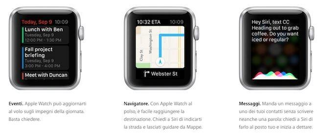 Apple Watch 4 - Apple Watch l'orologio intelligente che cambierà il concetto di smartwatch