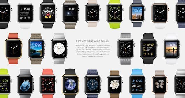 Apple Watch 6 - Apple Watch l'orologio intelligente che cambierà il concetto di smartwatch