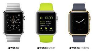 Apple Watch1 300x167 - Apple Watch l'orologio intelligente che cambierà il concetto di smartwatch