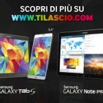 Campagna TiLascio by Samsung 150x150 - Abbandonare il pc per passare al tablet: #TiLascio la nuova campagna Samsung