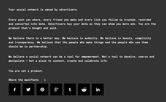 Ello 3 - Arriva Ello il social network senza pubblicità che sfida Facebook