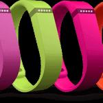 Flex eight colors 150x150 - Come rimettersi in forma dopo l'estate con Fitbit Flex