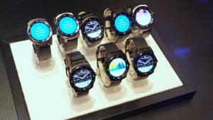 LG G Watch R IFA 2014 - 2