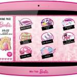 Tablet Barbie by Lisciani 1 150x150 - Il tablet di Barbie mio tab by lisciani