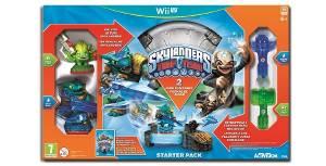 Wii U Skylanders Trap Team pack