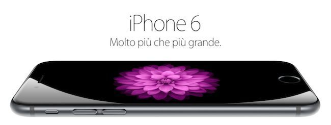 iPhone 6 il miglior iPhone di sempre 2 - Apple cambia la storia con iPhone 6 e il phablet iPhone 6 Plus