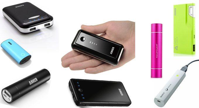 Ricarica velocemente il tuo cellulare con i migliori caricabatterie portatili economici