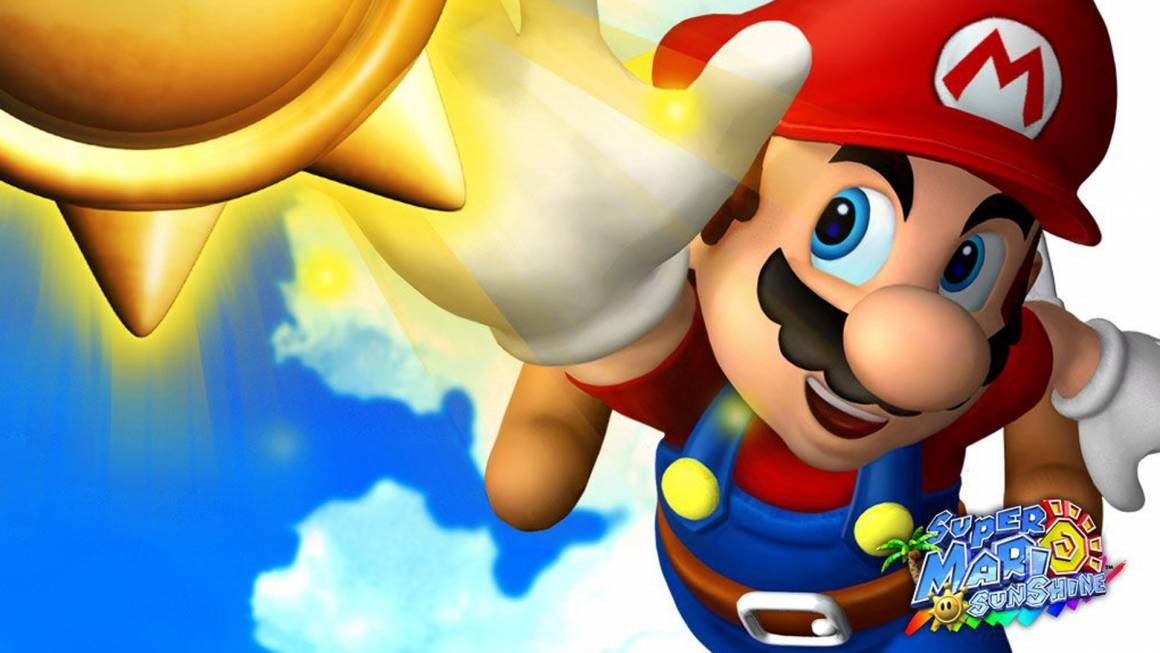 super mario sunshine 1080 1160x653 - Italia, Super Mario è il personaggio più popolare degli anni Ottanta