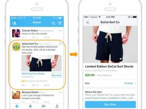 twitter buy button 300x225 - Con Twitter e il tasto Buy, si acquista con un tweet
