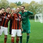 """HUAWEI ASCEND G7 A.C. MILAN 1 150x150 - I calciatori rossoneri si allenano con Huawei Ascend G7 a colpi di """"groufie"""""""
