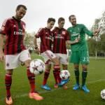 """HUAWEI ASCEND GT A.C. MILAN 4 150x150 - I calciatori rossoneri si allenano con Huawei Ascend G7 a colpi di """"groufie"""""""