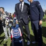 Matteo Manassero Armando Borghi AD CityLife 150x150 - Campo pratica Golf a Milano città centro: inaugurato da Matteo Manassero