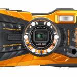 Ricoh WG 30W orange LOW 150x150 - RICOH WG-30 e WG-30W nuove fotocamere compatte digitali per riprese subacquee e outdoor
