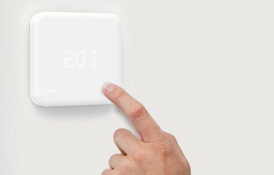 Risparmiare sul riscaldamento domestico con TADO termostato digitale