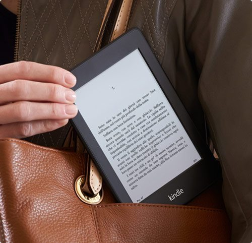 I migliori eReader per ebook a confronto: Kindle in vetta alle preferenze