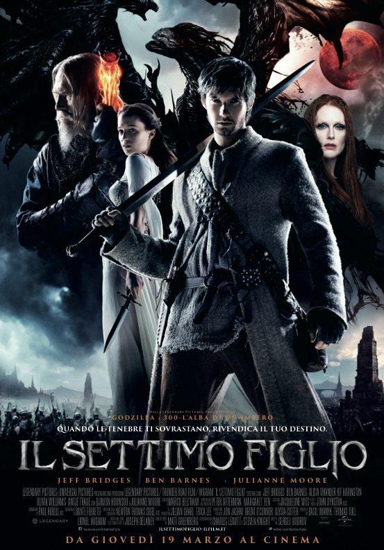 Settimo Figlio - Trailer italiano e poster per Il Settimo Figlio