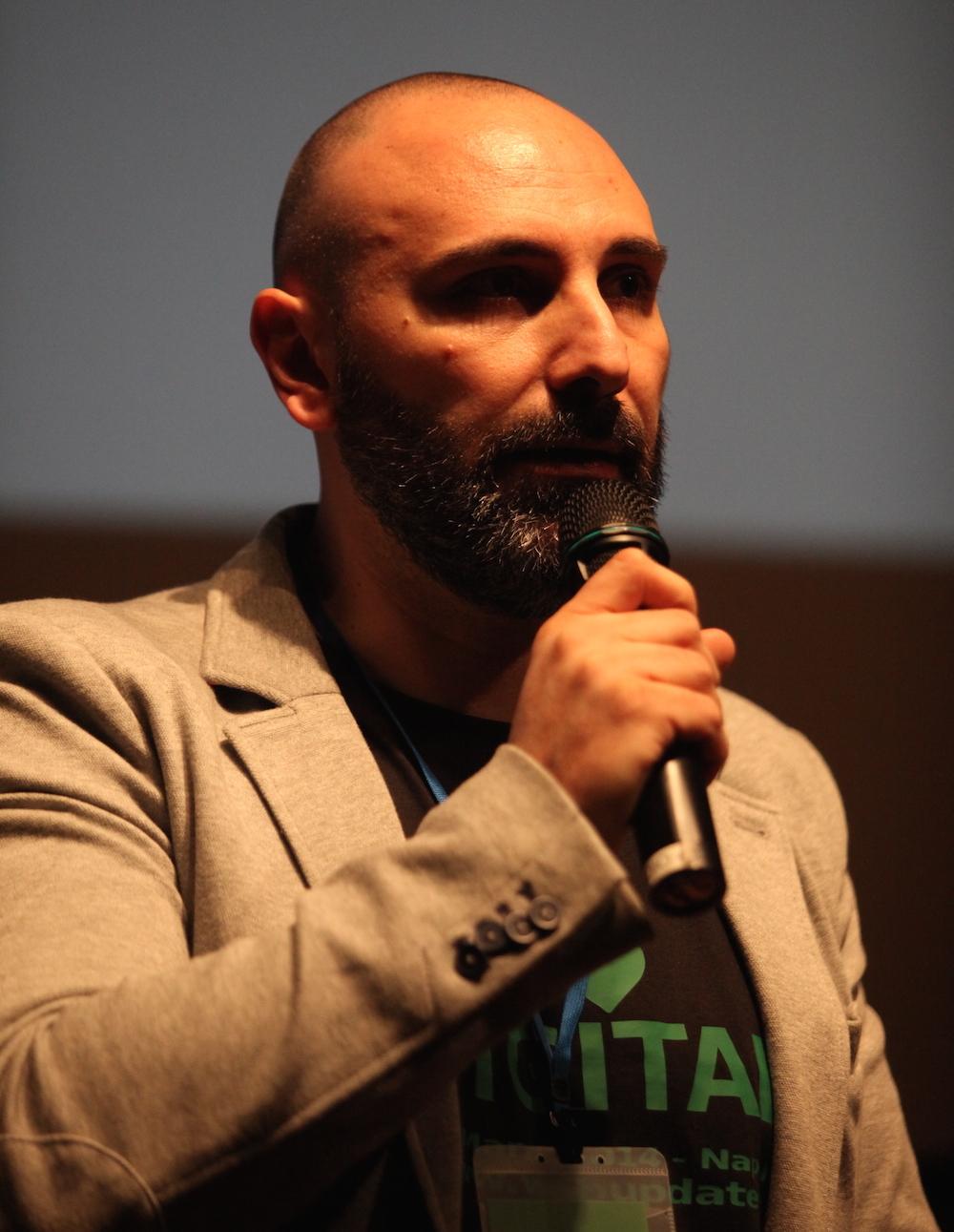 """Foto AlessandroMazzu - WebUpDate 2015 riparte. A. Mazzù: """"Ci saranno importanti novità"""""""