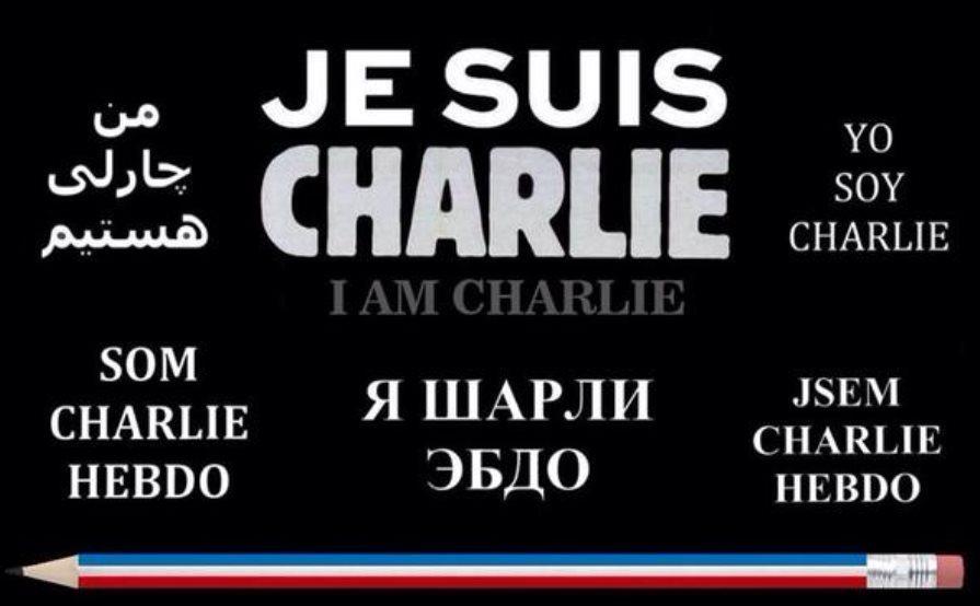 attentato Parigi #JeSuisCharlie