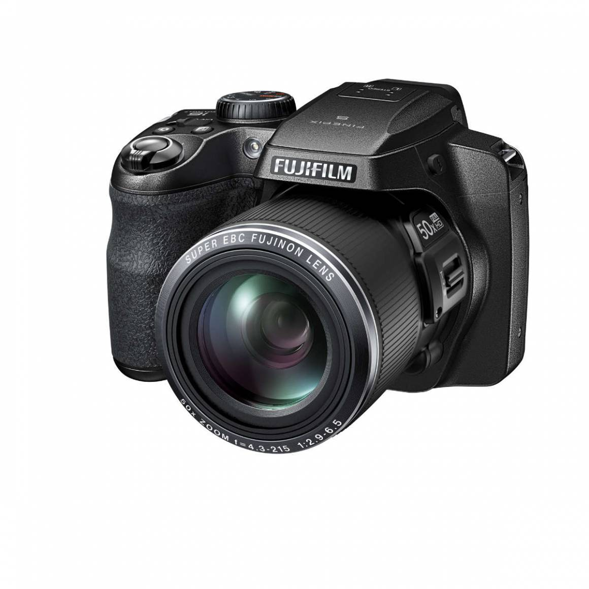 S9800 Black Front Left r60 1160x1160 - Fotocamere: Fujifilm lancia quattro nuovi modelli