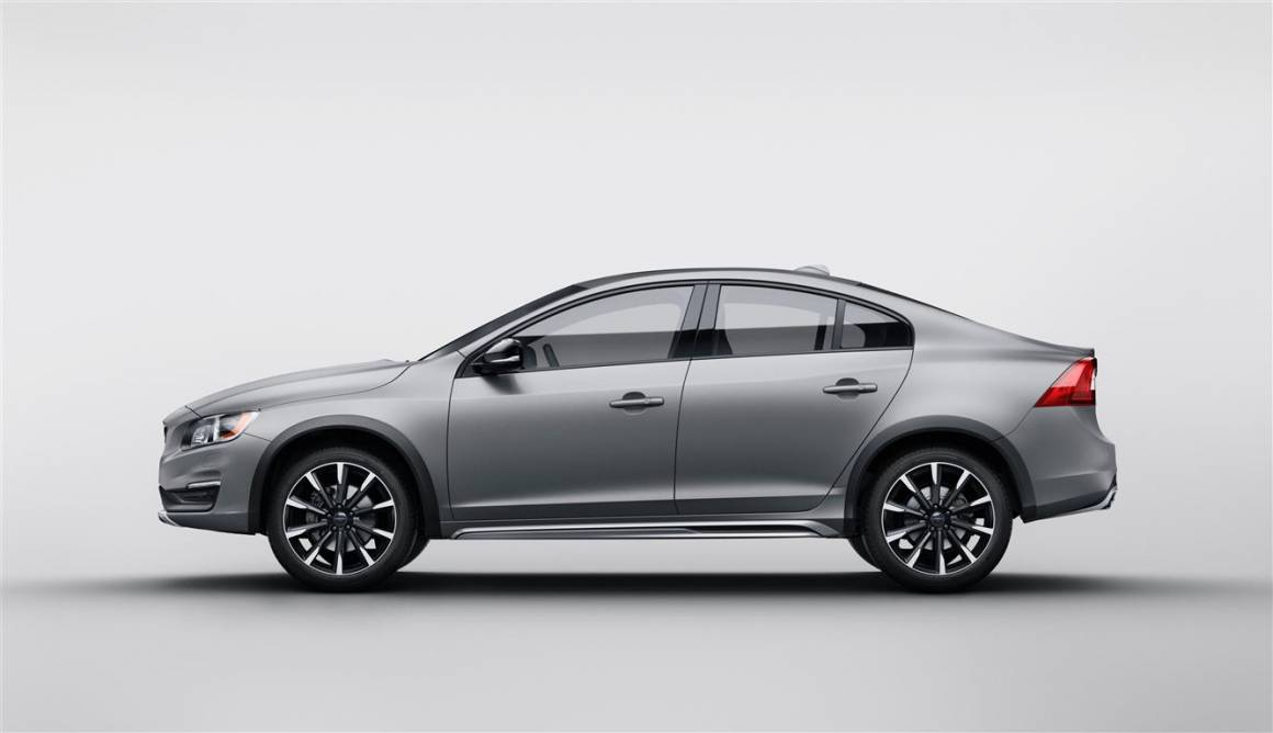 Volvo S60 Cross County