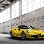 alfa romeo 4c spider salone di detroit 2015 3 150x150 - Salone di Detroit 2015: Alfa Romeo Spider C