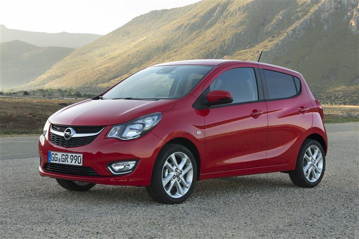 Opel Karl nuova city car Opel