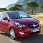 Opel Karl nuova city car di Opel