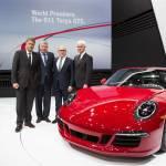 porsche salone di detroit 2015 1 150x150 - Porsche 911 Targa 4 GTS: foto, video e prezzo