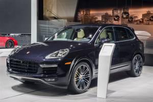porsche salone di detroit 2015 9 300x200 - Porsche 911 Targa 4 GTS: foto, video e prezzo