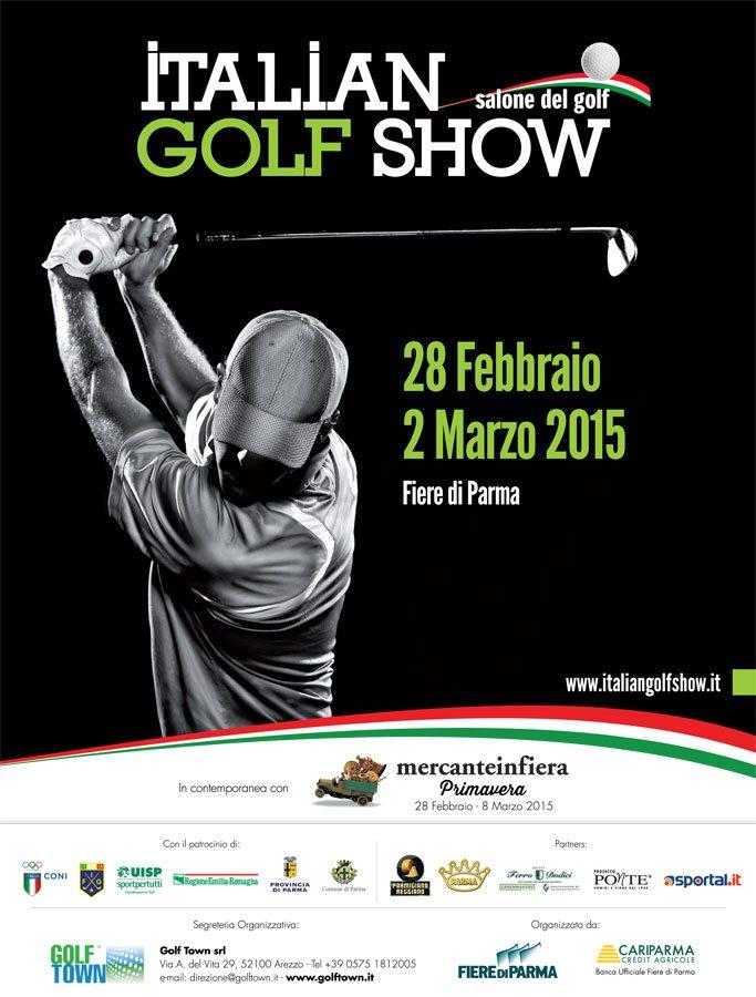 La fiera del Golf in Italia Italian Golf Show 2015 a Parma 2 - La fiera del Golf in Italia: Italian Golf Show 2015 a Parma