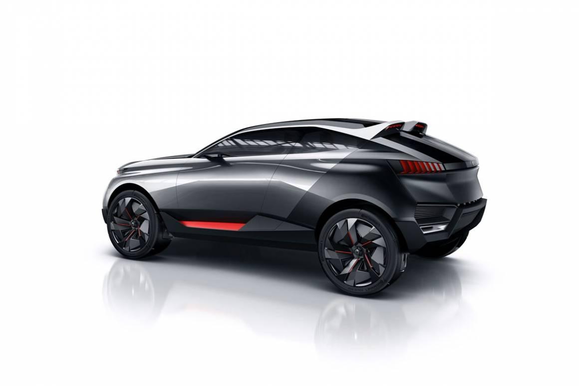 salone di Ginevra 2015 Peugeot concept car
