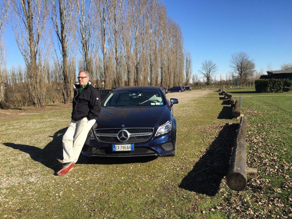 Mercedes CLS Shooting Brake la prova della 220 BlueTEC07 - Mercedes CLS Shooting Brake: la prova della 220 BlueTEC