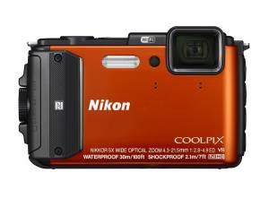 Nikon Coolpix AW130 OR front lo 300x222 - Fotocamere Nikon: tutte le novità nel mondo reflex e Coolpix