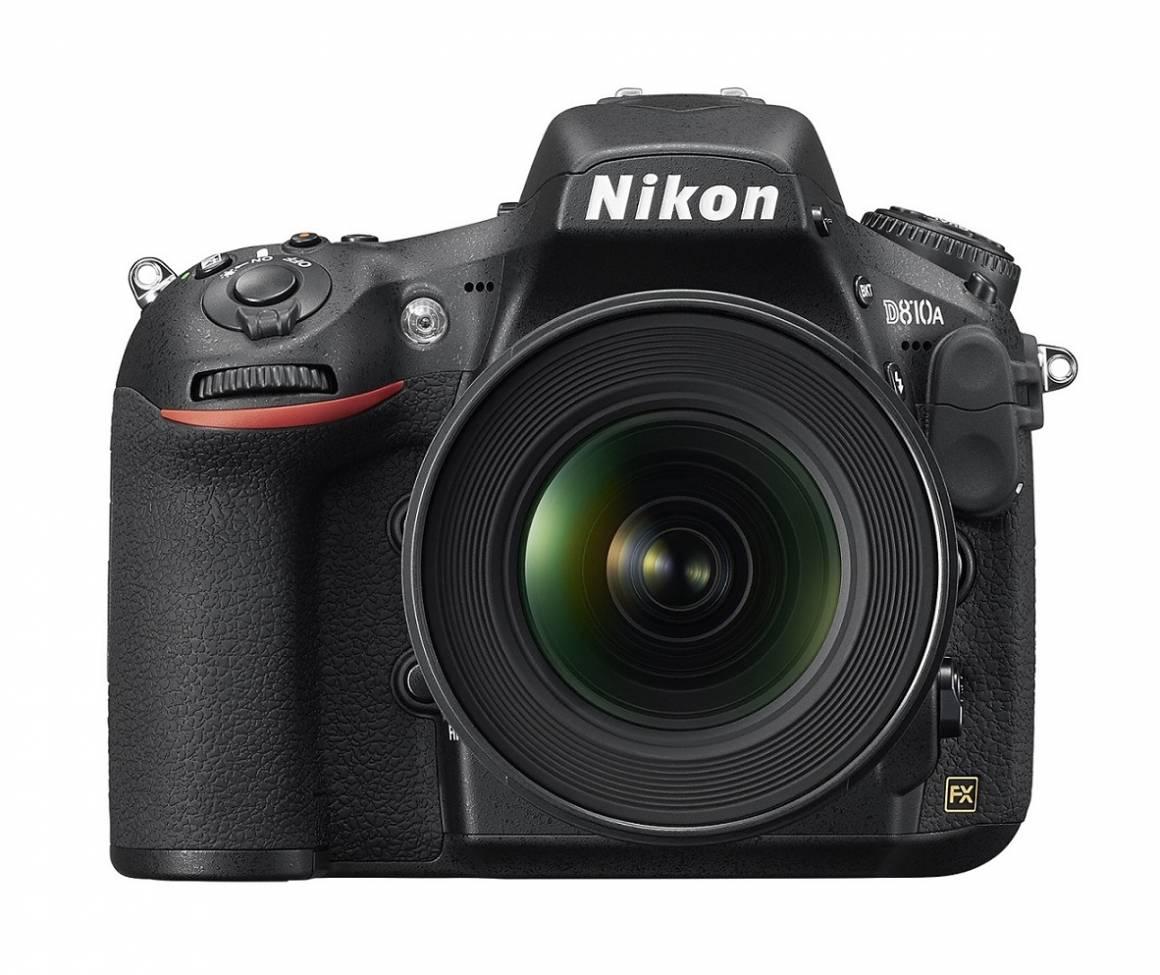 Nikon D810A 20 1.8 front 1160x975 - Fotocamere Nikon: tutte le novità nel mondo reflex e Coolpix