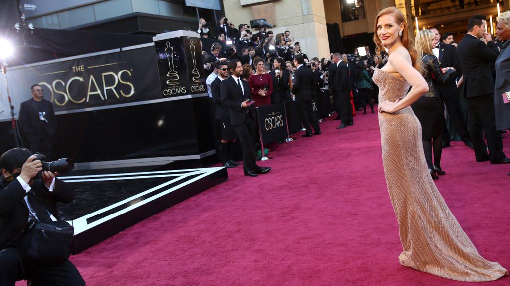 Oscar 2015 Red Carpet: il look di Sony 4k e Aimee Adams - Assodigitale