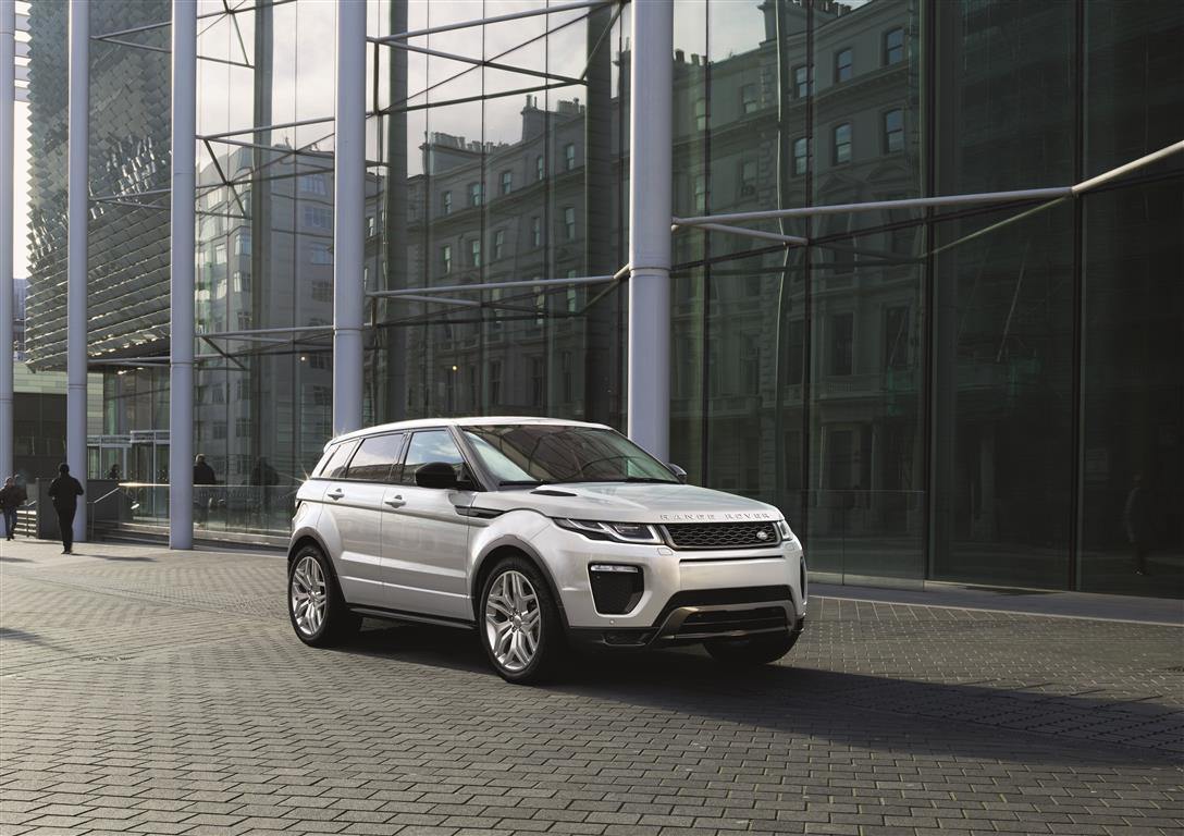 Nuovo Range Rover Evoque