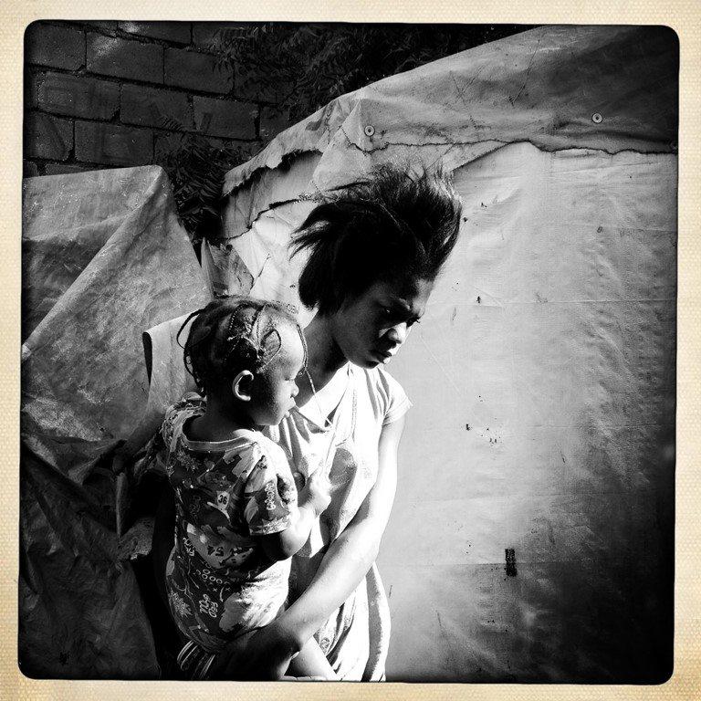 Riccardo Venturi  Haiti - Mostra Phone_Photography