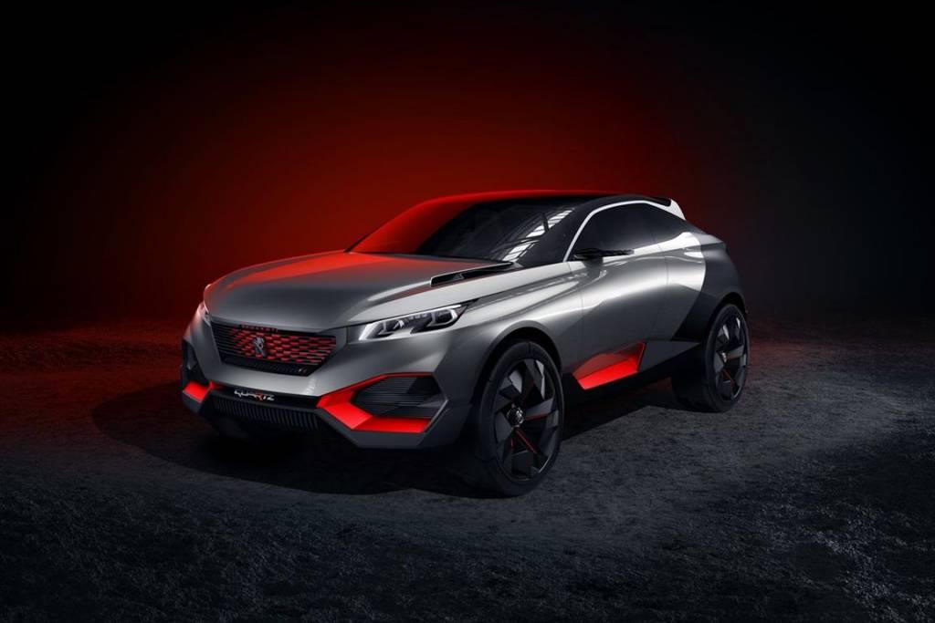 Salone di Ginevra 2015 concept car Peugeot 3 1024x683 - Salone di Ginevra 2015: tre concept car firmate Peugeot