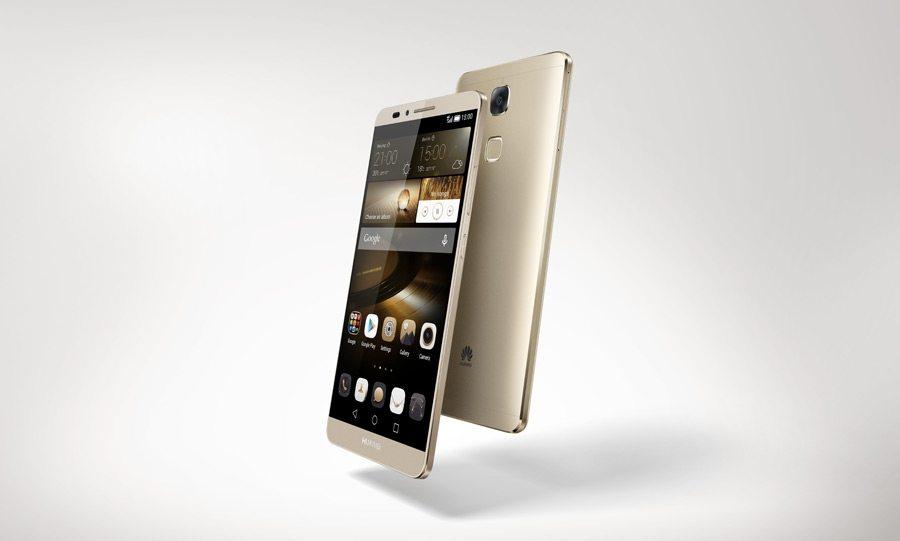 Smartphone sottili con display Full HD ecco Ascend Mate7 di Huawei - Huawei Ascend Mate 7 entra nel listino consumer di 3Italia