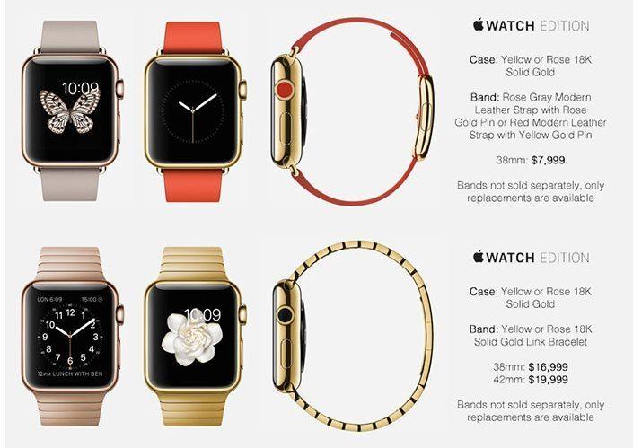 apple watch lusso prezzo