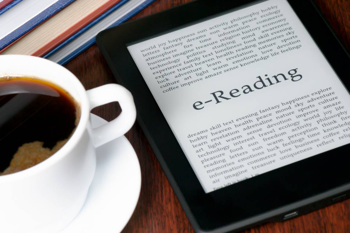 ebook reader 1160x773 - La Top 10 degli eBook più sottolineati su Amazon