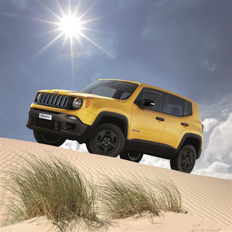 Jeep Renegade Sport 2.0 Multijet
