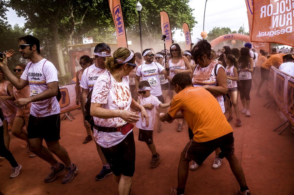 The Color Run 2015 Torino