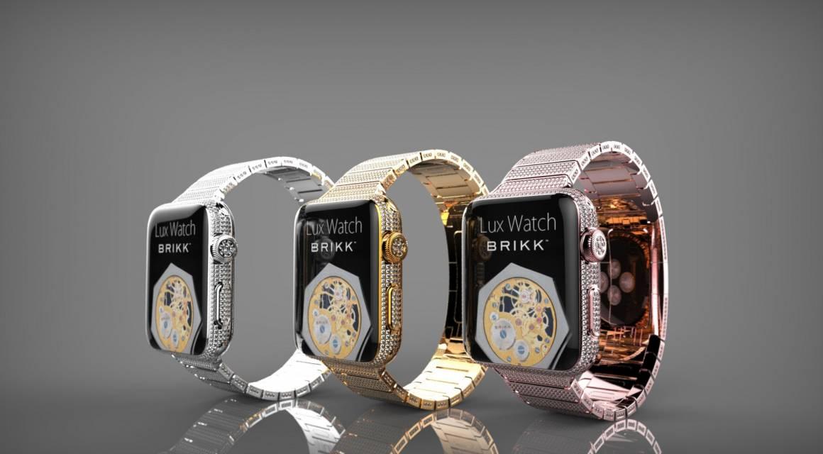 Apple Watch piu costoso al mondo oro platino e cassa in diamanti da 107 mila Euro08 1160x640 - Apple Watch più costoso al mondo: cassa in diamanti da 107 mila Euro