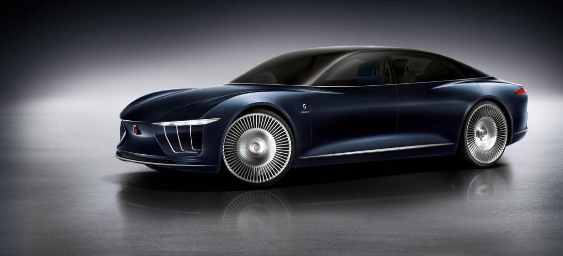 Concept car Gea at Geneva Motor Show 1160x528 - Le soluzioni LG nella concept car Gea di Italdesign Giugiaro