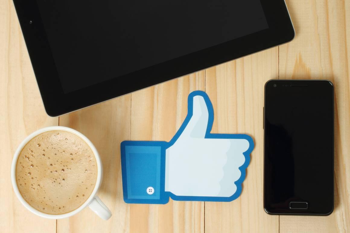 Facebook economia Italia