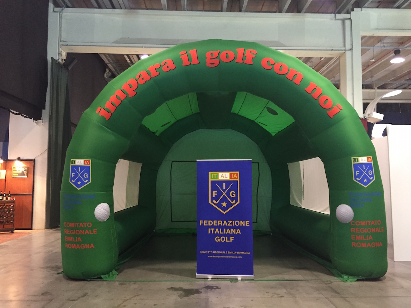Fiera del Golf Parma 2015 le foto ed i video di Italian Golf Show e le prove dei materiali03 - Fiera del Golf Parma: le foto ed i video di Italian Golf Show