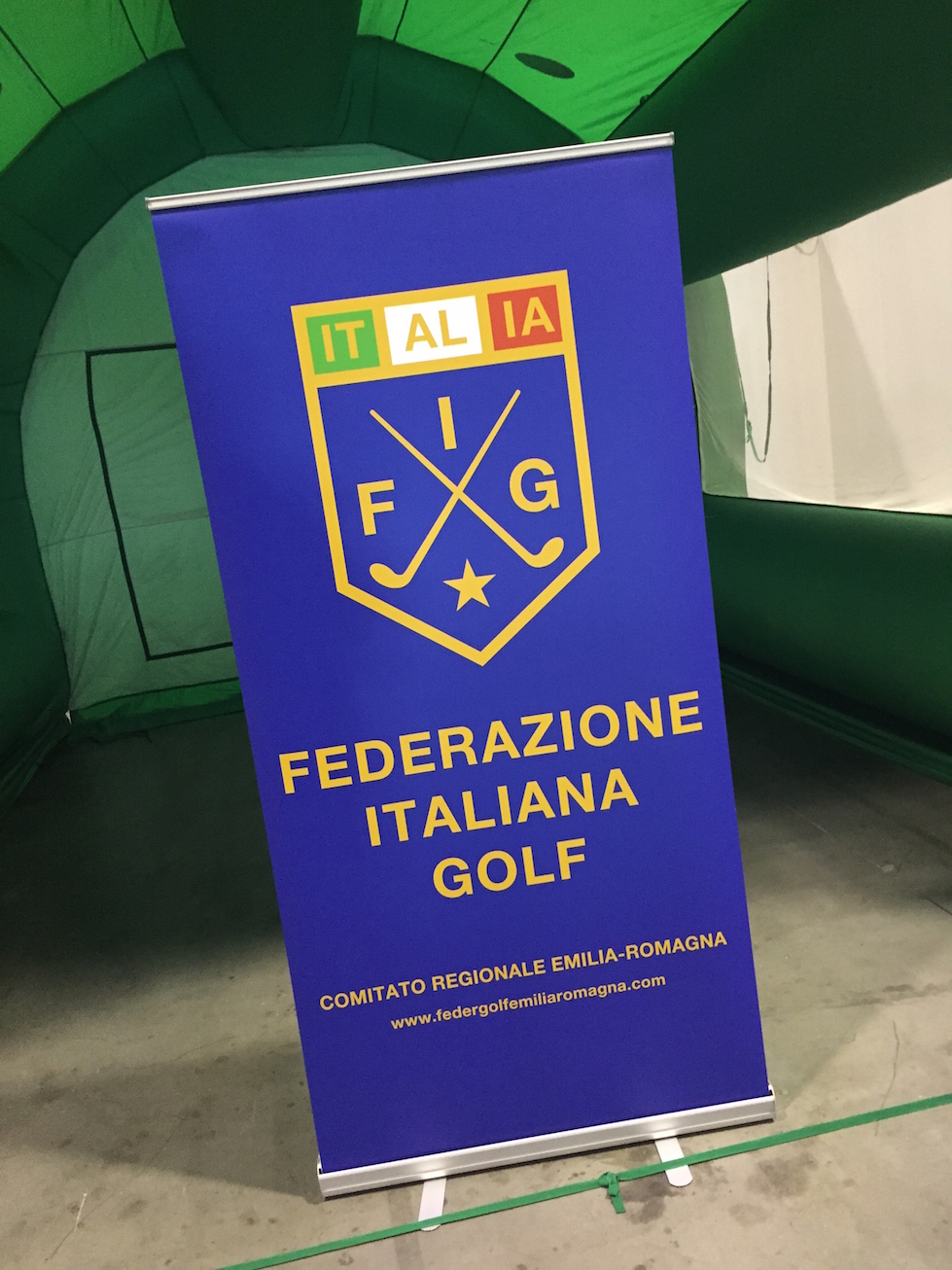 Fiera del Golf Parma 2015 le foto ed i video di Italian Golf Show e le prove dei materiali04 - Fiera del Golf Parma: le foto ed i video di Italian Golf Show