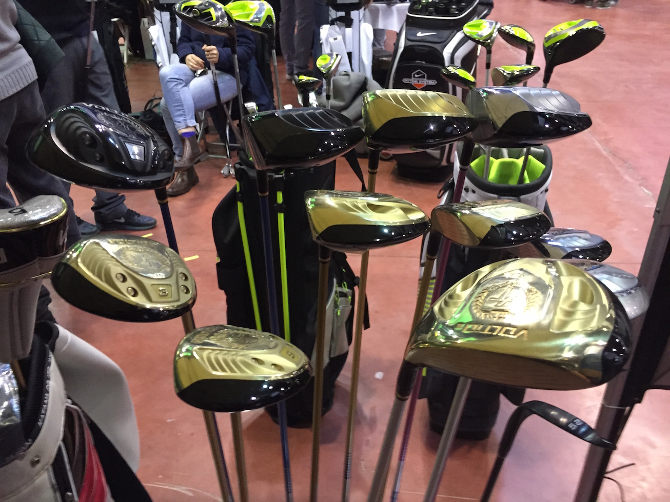 Fiera del Golf Parma 2015 le foto ed i video di Italian Golf Show e le prove dei materiali21 - Fiera del Golf Parma: le foto ed i video di Italian Golf Show